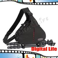 Hot Sale Canon Nikon Sony DSLR Camera Bag waterproof backpack Shoulder Bag
