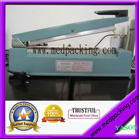 Hand Impulse Heat Plastic Bag Sealer /Poly Bag Sealer (sealing length 400mm) YS-AS400(China (Mainland))
