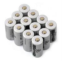 12pcs Rechargeable Lithium 3.7V 2200mAh CR123A 123A 16340 Li-ion Battery DropShipping