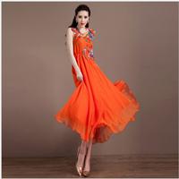 Женское платье Chffion