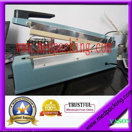 manual plastic bag sealer/poly bag sealer/coffee bag sealer(sealing length 400mm)(China (Mainland))