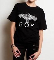 free shipping mens clothes gloden london boy tops women brand t shirt summer short sleeve