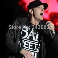 Eminem new 2014 men shirt hot brand casual rap hiphop shirt items mma 100%Cotton tshirt hiphop sport 3D High Quality