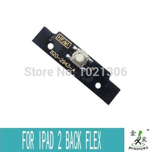 100% original Back panel for ipad 2 free shipping 12009(China (Mainland))