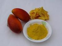 Macaron bakery powders natural freeze dried fruits mango powders 200g