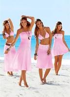Bikini beach dress 2014 summer hot sale outside smock dresses wholesale beach dress women bikini dress free shipping VB004