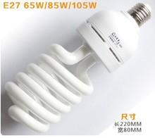 fluorescent spiral bulb promotion