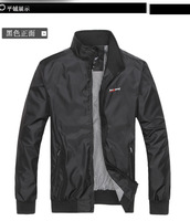 Hot Selling 2014 Men's Popular Fashion Casual Zipper Jacket Coat Outwear 4 Colors M-3XL,Dumping Price On Sale
