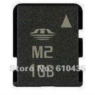 Wholesale M2 memory card 1GB full capacity MOQ 1pc Free shipping(China (Mainland))
