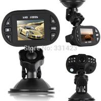 Free shipping Hot Sale C600 1.5 inch Mini Size 12 IR LED Vehicle CAM Video Full HD 1920*1080P  Camera Recorder Car DVR