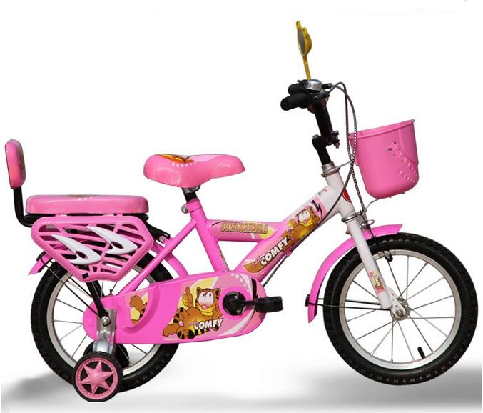 2014 Newest kids mountain bike 14inch 160kg pink children bi