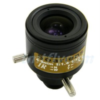 "New 1/3"" 1.3 Megapixel 4-9mm Manual Focus Zoom MTV Lens For CCTV Security IP Network Camera"