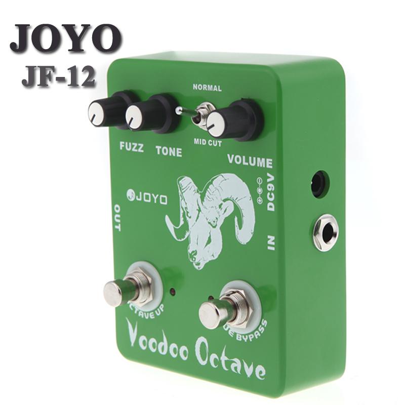 Аксессуары для гитары JOYO jf/12 Guitarra JF-12