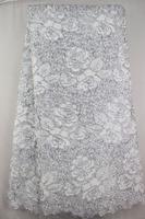 Elegant Dress Lace Exclusive Voile Lace Swiss Voile Lace Cord Lace CL001 White