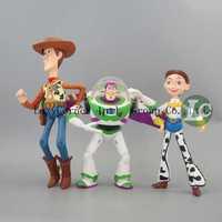 Toy Story 3 / Woody Sheriff + Buzz Lightyear +Jessie toys 3pcs/set free shipping Retail