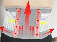 men Strong sports strengthen protection belt waist abdomen sculpting girdles