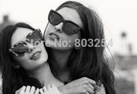 butterfly cat eye sun glasses  men new 2014  mens sunglasses brand designer vintage fashion glasses --sunday laura