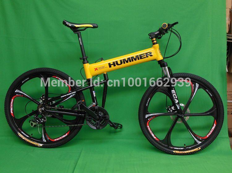 26'' cheapest folding mountain bike 24speed Mountain Bicycle Mtb Hummer Bike(China (Mainland))