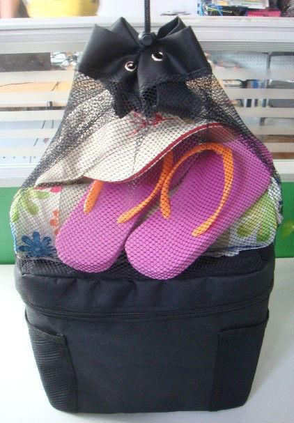 Frete Grátis Novo 2014 neoprene impermeável saco térmico almoço isolados / gelo refrigerador sacos , mãe de espessura / bebê recipiente de alimento térmica(China (Mainland))