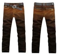 free shipping men's long pants , men's winter dress , 2014 outdoors man warm soft straight pants 158