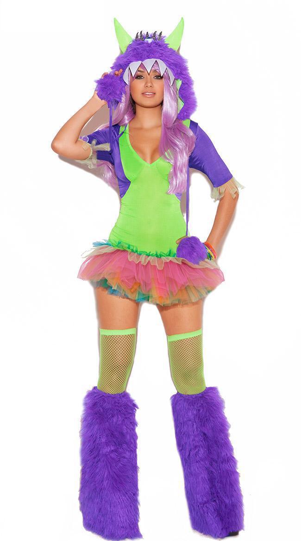 Monster Costume For Women