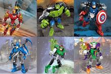green iron man promotion