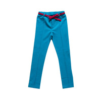 kids Girls Sweet Casual Pant Cotton Trouser Size 5-16 Y 2013 Fashion New Arrival Harem Pants Track Pants