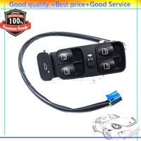 Free shipping, NEW Auto Master Electric Power Window Switch Fit For Mercedes-Benz C320 (WSBZ011) Wholesale Retailer 2038200110