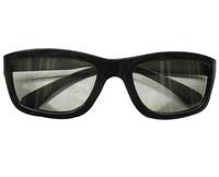 10/lot health Circular Polarized Passive 3D Glasses elastic Leg for Real D Master 3D 4D Cinemas  Passive 3D TV Free Shipping