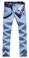 free shipping high quality men's pants , 2014 casual men pants , cooling men summer pants 25
