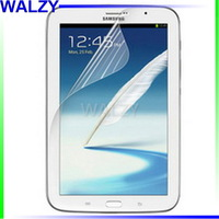 Clear Glossy Screen Guard Film Protector For Samsung Galaxy Tab2 10.1 P5100 P5110