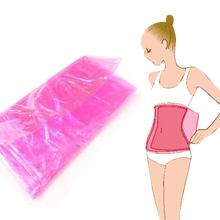 2PCS Shape-Up Belly Slimming Belt Lose Weight Slim Sauna Waist Belt Shape-up For Essential Oil/Massaging Cream/Spa Salt