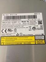 Original  matshita UJ160  bluray  Drive Internal blu-ray combo optiacl drive SATA BD-ROM Drive