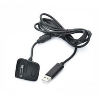 USB Play Charger Charging Cable for Xbox 360 Wireless Game Controller