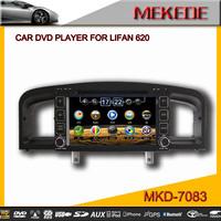 7'' HD digital display!Car DVD GPS navigation for LIFAN 620  with 3G usb host, IPOD,DVD,ATV,BT,FM