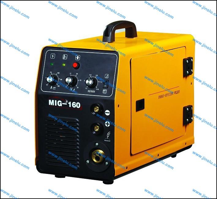 Установка для дуговой сварки JINSLU IGBT MIG/MMA 160A IGBT MIG/MMA  160 горелки для аргонно дуговой сварки купить