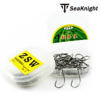 800p High carbon Steel Fish Hooks black fishing hooks fresh water fishhooks in 10 single box  3# 4# 5# 6# 7# 8# 9#