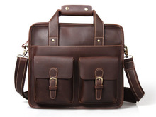 leather briefcase bag promotion