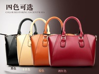 2014 new brand handbags ladies bags new Mobile Messenger bag influx of women in Europe and America women leather handbags