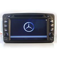 for Mercedes Benz  C-Class/W203 C230/C240 6.2 inch Indash CAR DVD Player GPS Navigation  Rear Cameraadio RDS FM