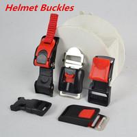 free shipping motorcycle helmet buckles bicyle helmet buckles