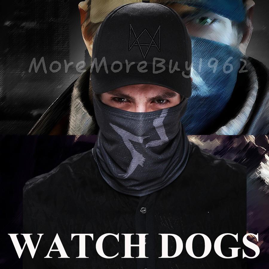 Маска из watch dogs своими руками