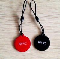rfid key  Ntag203 Chip NFC tag for BlackBerry  Nexus 4 Nexus 5 Samsung S4 Samsung 9200 NOTE3 MX3  xiaomi 3  NEXUS7 Nexus10