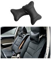 Car Head Rest Auto Rest Cushion Pillow car interior 2 PCS