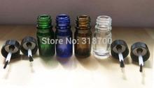 amber bottle glass promotion