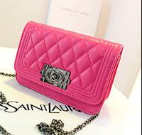 Hot !!! 2014 sold well free/shipping QM12 women shoulder bag handbag of women women messenger bags pu chain cross-body bags