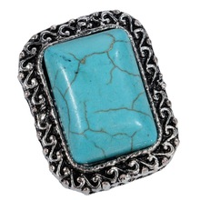wholesale turquoise jewelry ring
