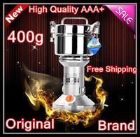 On Sale High Quality New 2014 Brand Portable Grinder 400g Coffee Bean Food Herb Mill Powder Machine High Speed Pulverizer