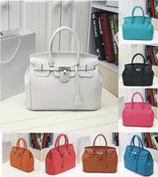New Style Casual Fashion Women Tote Leather Handbag multicolor Ladies Handbags