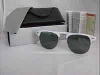 Free Shipping New Arrival 3016 clubmaster sunglasses women's men's sunglasses with original box